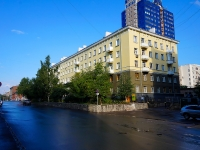 Novosibirsk, st Sverdlov, house 21. Apartment house