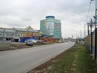 """Новосибирск, улица Чаплыгина, дом 2/1. офисное здание """"Car Plaza"""""""