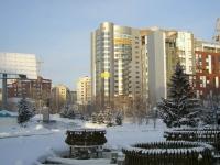Новосибирск, улица Чаплыгина, дом 93. многоквартирный дом