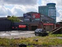 Новосибирск, улица Чаплыгина, дом 1. многофункциональное здание