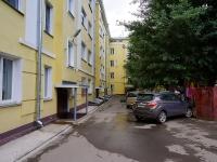 Новосибирск, улица Чаплыгина, дом 35. многоквартирный дом