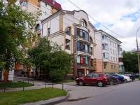 Новосибирск, улица Чаплыгина, дом 47. многоквартирный дом