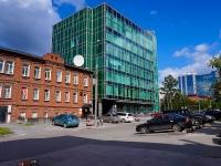 Новосибирск, улица Чаплыгина, дом 57. офисное здание
