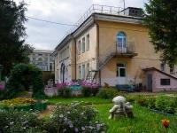 """Новосибирск, улица Чаплыгина, дом 87. детский сад №135 """"Речецветик"""""""