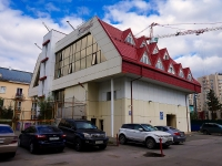 """Новосибирск, улица Чаплыгина, дом 111. гостиница (отель) """"Колибри"""""""