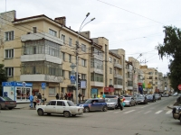 Novosibirsk, st Frunze, house 7. Apartment house