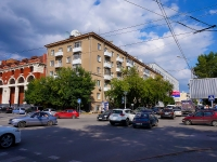 Novosibirsk, st Frunze, house 3. Apartment house