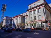 улица Фрунзе, дом 17. научно-исследовательский институт НИИ травматологии и ортопедии (НИИТО)