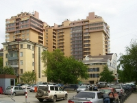 Новосибирск, улица Романова, дом 39. многоквартирный дом