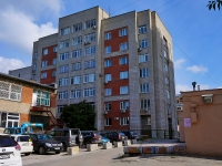 Novosibirsk, st Romanov, house 23А. Apartment house