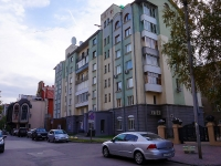 Novosibirsk, st Romanov, house 30. Apartment house