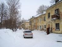 Novosibirsk, st Lazarev, house 20. Apartment house