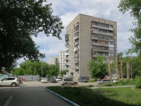 Novosibirsk, st Lazarev, house 33. Apartment house