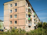 Novosibirsk, st Adrien Lezhen, house 6/1. Apartment house