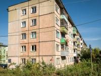 Novosibirsk, st Adrien Lezhen, house 6/1. Apartment house
