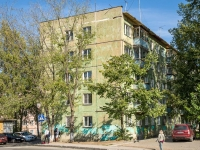 Novosibirsk, st Adrien Lezhen, house 6/2. Apartment house