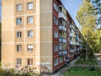 Novosibirsk, st Adrien Lezhen, house 8/1. Apartment house