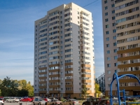 Novosibirsk, st Adrien Lezhen, house 9/1. Apartment house