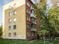 Novosibirsk, st Adrien Lezhen, house 10/1. Apartment house