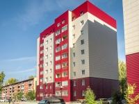 Novosibirsk, st Adrien Lezhen, house 10/2. Apartment house