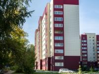 Новосибирск, улица Адриена Лежена, дом 10/3. многоквартирный дом