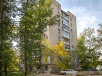 Новосибирск, улица Адриена Лежена, дом 12. многоквартирный дом