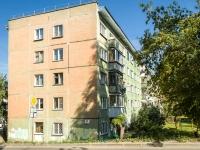 Новосибирск, улица Адриена Лежена, дом 6. многоквартирный дом