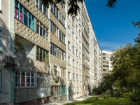 Новосибирск, улица Адриена Лежена, дом 9. многоквартирный дом