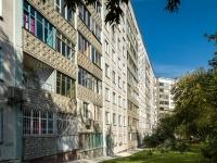 Novosibirsk, st Adrien Lezhen, house 9. Apartment house