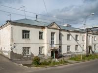 Novosibirsk, st Natsionalnaya, house 2. Apartment house