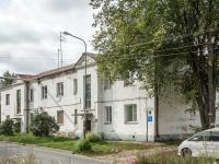 Novosibirsk, st Natsionalnaya, house 4. Apartment house