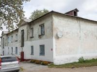 Novosibirsk, st Natsionalnaya, house 13. Apartment house