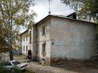 Novosibirsk, st Natsionalnaya, house 15. Apartment house
