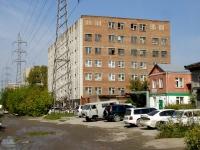 Новосибирск, улица Новая Заря, дом 2А. офисное здание