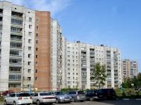 Новосибирск, улица Новая Заря, дом 11. многоквартирный дом