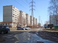 Новосибирск, улица Новая Заря, дом 14. многоквартирный дом