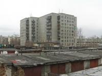 Новосибирск, улица Новая Заря, дом 25/1. многоквартирный дом