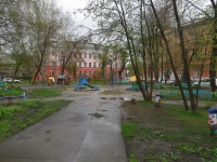 Новосибирск, улица Новая Заря, дом 1. многоквартирный дом
