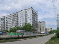 Новосибирск, улица Новая Заря, дом 9. многоквартирный дом