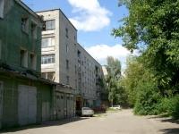 Новосибирск, улица Ползунова, дом 3Б. многоквартирный дом