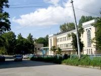 Novosibirsk, st Polzunov, house 15 к.1. fire-fighting Detachment