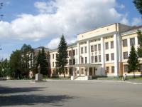 Novosibirsk, st Polzunov, house 15. factory