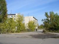 Новосибирск, улица Полякова, дом 1А. многоквартирный дом
