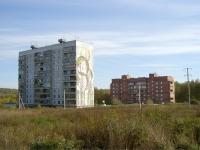 Novosibirsk, st Polyakova, house 3. Apartment house