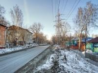 Новосибирск, улица Промкирпичная, дом 18. многоквартирный дом