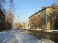 Новосибирск, улица Промышленная, дом 6. многоквартирный дом