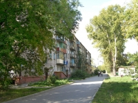 Новосибирск, улица Промышленная, дом 13. многоквартирный дом