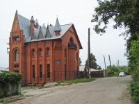 Новосибирск, улица Репина, дом 2. церковь Новосибирская Христанская Пресвитерианская Церковь