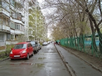 Novosibirsk, st Seleznev, house 37. Apartment house