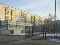 Novosibirsk, st Seleznev, house 52. Apartment house